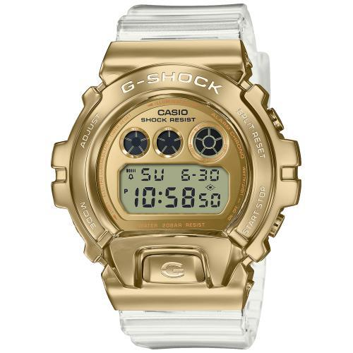 OROLOGIO CASIO gm-6900sg-9er - CASIO
