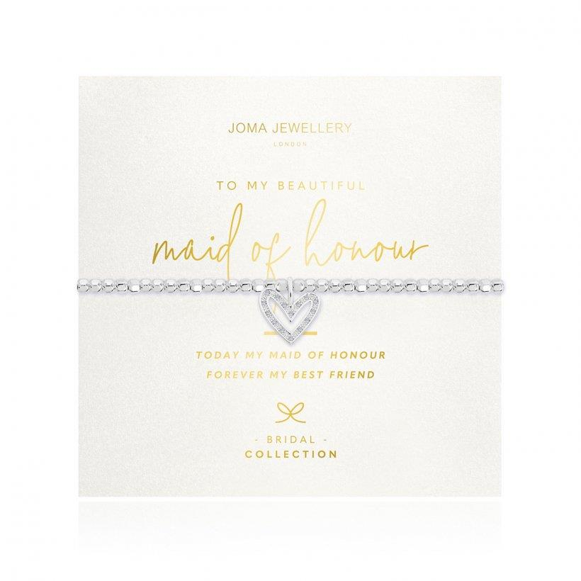 BRACCIALE JOMA JEWELLERY 3687 MAID OF HONOUR - JOMA JEWELLERY