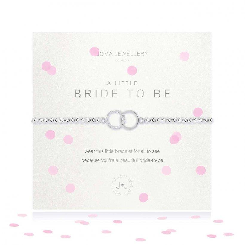 BRACCIALE JOMA JEWELLERY 3761 BRIDE TO BE - JOMA JEWELLERY