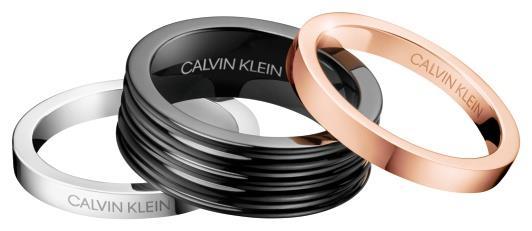 ANELLO CALVIN KLEIN KJ7MBR300107 - CALVIN KLEIN