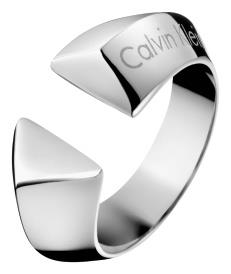 ANELLO CALVIN KLEIN KJ4TMR000106 - CALVIN KLEIN