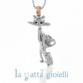 COLLANA LA GATTA GIOIELLI LG01CL - LA GATTA GIOIELLI