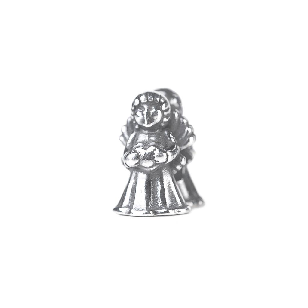 CIONDOLO TROLLBEADS TAGBE-30156 ANGELO  - TROLLBEADS