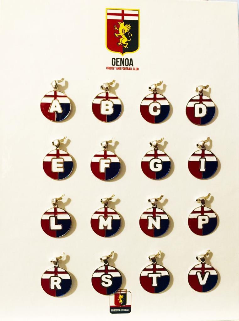 CIONDOLO GENOA GCN32 - GENOA