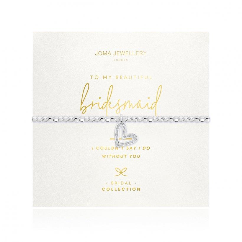 BRACCIALE JOMA JEWELLERY 3688 BRIDESMAID - JOMA JEWELLERY