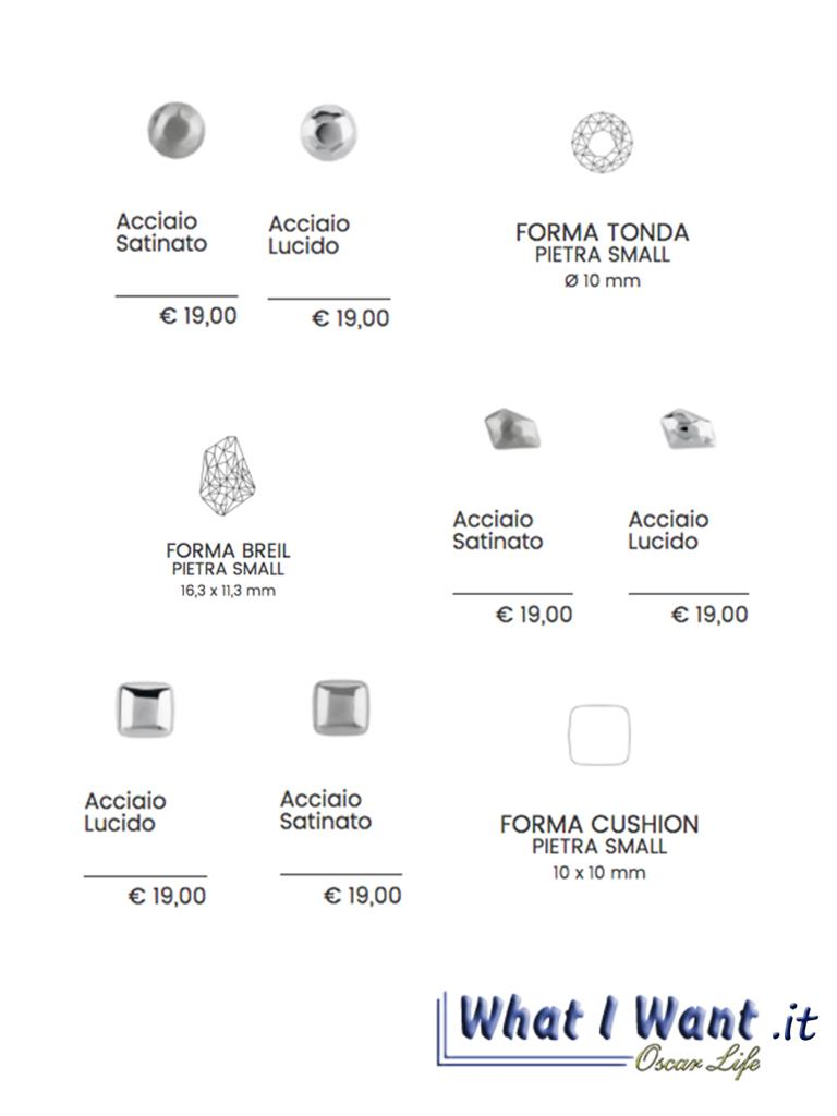 CIONDOLO BREIL STONES 19 - BREIL