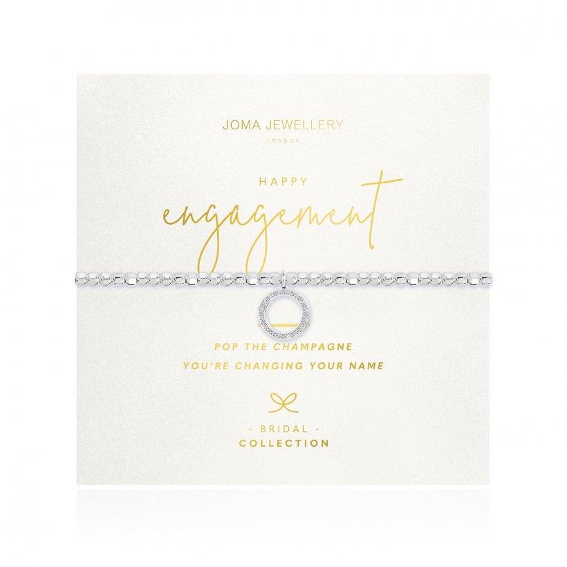 BRACCIALE JOMA JEWELLERY 3689 HAPPY ENGAGEMENT - JOMA JEWELLERY
