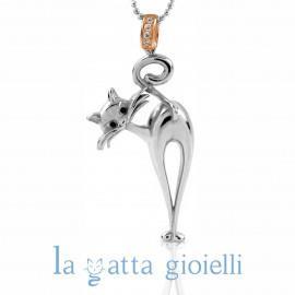 COLLANA LA GATTA GIOIELLI LG03CL - LA GATTA GIOIELLI