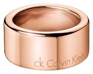 ANELLO CALVIN KLEIN KJ06PR100208 - CALVIN KLEIN