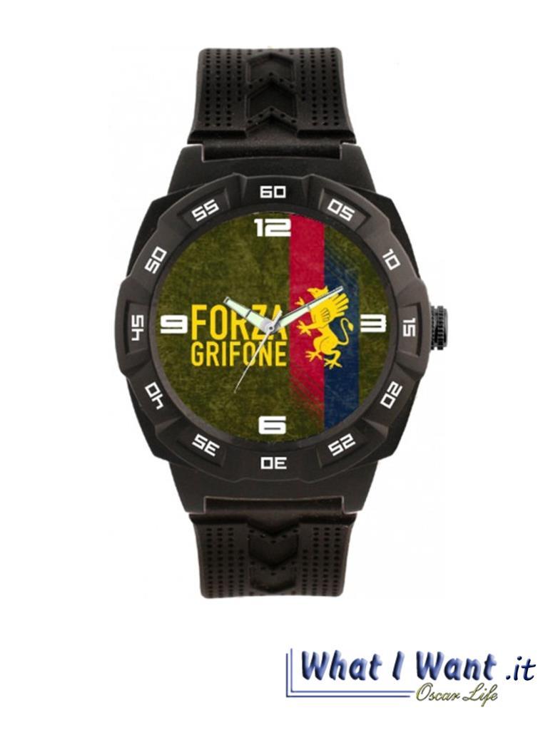 OROLOGIO GENOA 6589gnr - GENOA